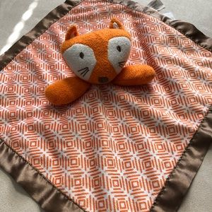 Circo Fox replacement security blanket lovey NWOT